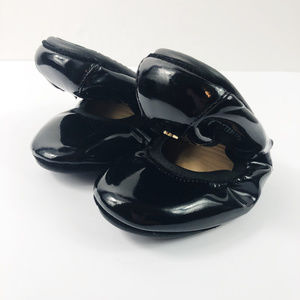 Yosi Samra Shoes - [YS YOSI SAMRA] Samara Patent Leather Ballt Flats